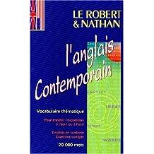 Le Robert & Nathan, l'anglais contemporain