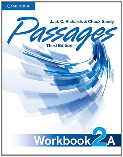 Passages Level 2 Workbook A Third Edition