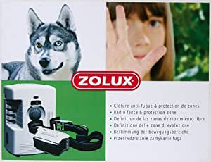Zolux - Cloture anti fugue protection zone