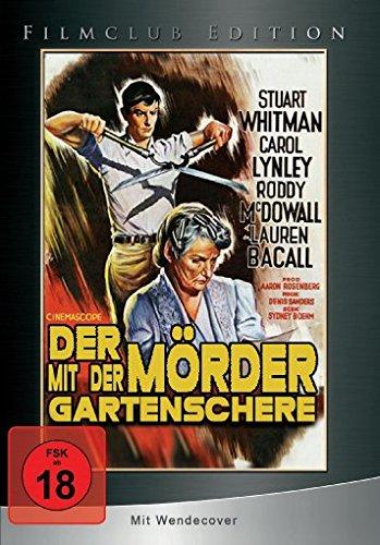 Der Mörder mit der Gartenschere - Filmclub Edition 16 [Limited Edition] -
