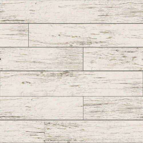 Opiniones street 6683 papel pintado de pared papel for Papel pintado imitacion madera blanca