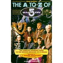 "A-Z of ""Babylon 5"""