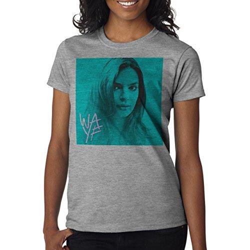We Are Your Friends Movie Summer WAYF Pretty Woman Background Damen T-Shirt  Grau