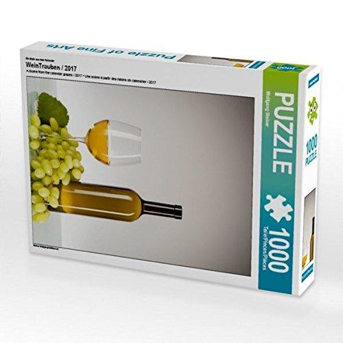 Ein Motiv aus dem Kalender WeinTrauben / 2017 1000 Teile Puzzle hoch (CALVENDO Lifestyle) - Farbe Helle Küche