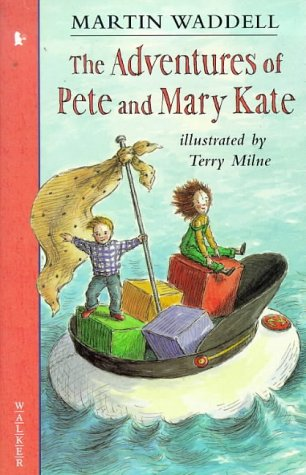 The adventures of Pete and Mary Kate