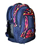 #6: Apnav Polyester 30 Ltrs Navy Blue School Bag