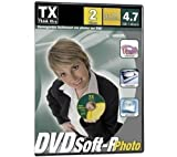 TX Think Xtra DVDSoft-R BOITIER Slim DVD 20 Stück
