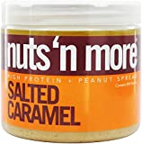 Nuts 'N More - Salted Caramel Peanut Butter