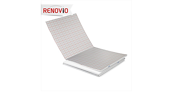 Tackerplatte 15 mm WLG 045 Fußbodenheizung Bodenheizung 10 bis 500 m² 15-2