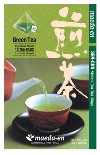 Preisvergleich Produktbild Maeda-En Sen-cha Tea Bgs, 10-Ounce by JFC International Inc.