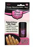 Pink Armor Nail Growth Formula Treatments, 0.50 Fluid Ounce