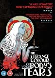 The Strange Colour of Your Body's Tears [DVD]
