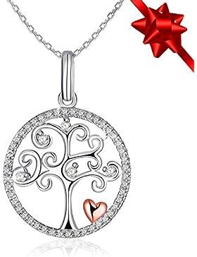 'Damen-Halskette J. Morgentau Silber 925