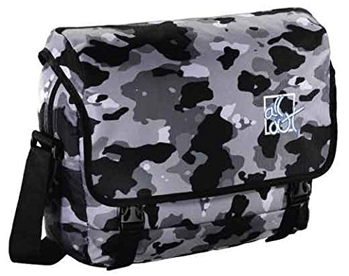 (All Out Messenger Bag Barnsley Camouflage camouflage)