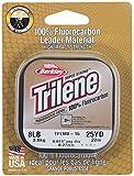 Berkley Ø 0,38mm Trilene 100% Fluorocarbon LEADER je Spule 25m