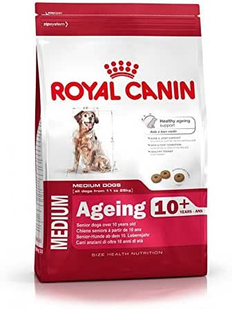 Royal Canin : Croquettes Chien Senior Size Health Medium Ageing 10 + : 3kg