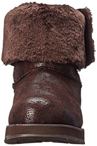 Skechers - Keepsakes Leather-esque, Stivali Donna Chocolate