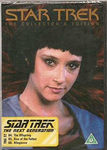 Star Trek - The Collector's Edition - TNG 22 - The Offspring, Sins Of The Father, Allegiance