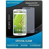 Protector de pantalla para Motorola Moto X play Dual SIM - Protector de Pantalla - Made in Germany