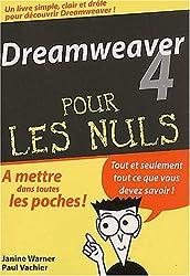 Dreamweaver 4 : poche pour les nuls