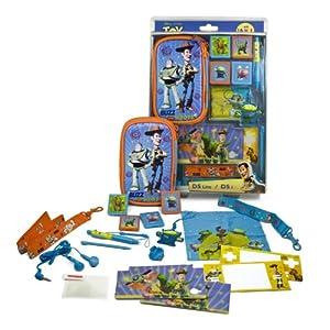"""Nintendo DS Lite – Zubehör-Set """"Toy Story"""""""