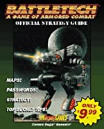 Battletech - The Official Strategy Guide de Blaine Pardoe