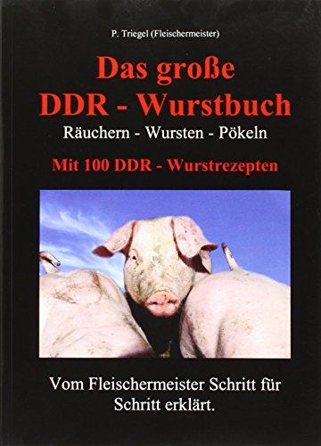 Das große DDR - Wurstbuch