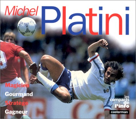 Michel Platini par Luc Le Vaillant