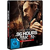 96 Hours - Taken 3 - Steelbook