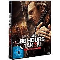 96 Hours - Taken 3 - Steelbook