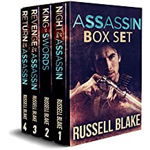 Assassin Series Four Novel Bundle