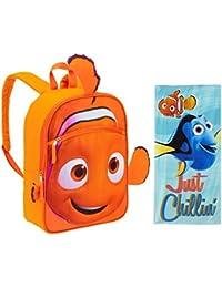 De Disney Finding Dory 2 piezas Kids Mochila Set – Nemo – Juego ...