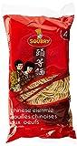 Soubry Nouilles Chinois avec Œuf 250 g - Lot de 6