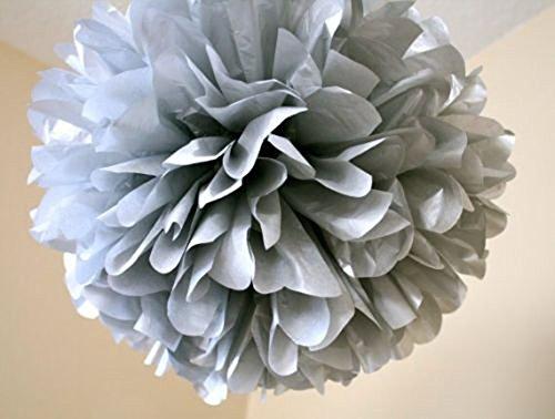rzctukltd-1025cm-grey-tissue-paper-pompoms-pom-poms-handmade-wedding-party-decorations