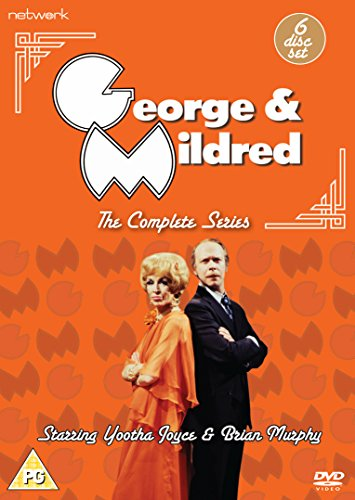 George And Mildred - Complete [DVD]