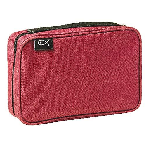 Bibel-Tasche, 24x15x4,5 cm, rot (Bibel-taschen Tragetaschen Und)