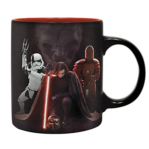 Star Wars The Last Jedi Tasse Darkness Rises für Adulti, 320 ml, ABYMUG424