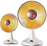 AGQG Chauffe-Eau Accueil Le Petit Soleil Ventilateur électrique intérieur Radiateur Convection Imperméable Mini Chauffage Chauffage 220V 400W...