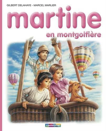 Martine en montgolfiere - albums - t33 (Farandole) por Oscar Wilde