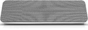Philips SBT550WHI/12 kabelloser Lautsprecher mit Bluetooth (Bassreflex-Lautsprecher, USB-Anschluss, Audioeingang) weiß