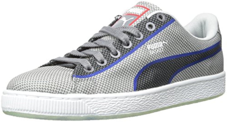 Puma Men's Basket Classic Woven Fashion Sneaker