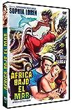 África Bajo el Mar DVD 1953