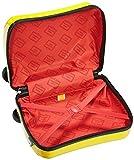 HAUPTSTADTKOFFER Hartschalenkoffer Sitzkoffer Handgepäck Kindergepäck, 23 Liter, Gelb - 5