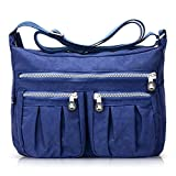 Best Travel Shoulder Bag For Women - ABLE Waterproof Shoulder Bag Casual Handbag Messenger Crossbody Review