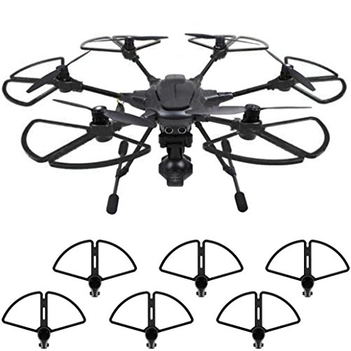 YUYOUG Drone Propeller Guards Quick Release Propeller Guards Bumper Protector Frame Crashproof Shield Ring für Yuneec Typhoon H480