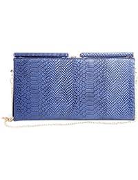 Kézitáska Women Top Handle Satchel Handbags Shoulder Bag Top Purse Messenger Tote Bag Travel Duffle Bag - B077CNY1QG