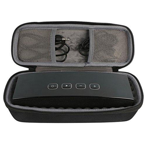 co2CREA EVA stoßfest Reise Lagerung Tasche Taschen Hülle für Anker Stereo Portabel Wireless Bluetooth 4.0 Speaker Lautsprecher (A3143) - 2