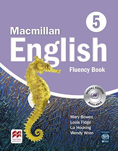MACMILLAN ENGLISH 5 Fluency: Fluency Book 5