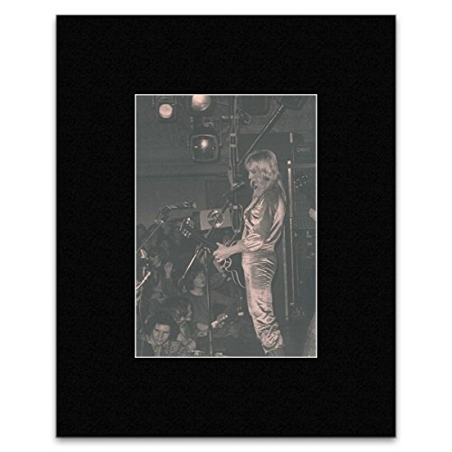 Stick It On Your Wall David Bowie - Mick Ronson Oxford Town Hall Juni 1972 Mini Poster - 45,5 x 35,5