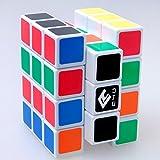 Stylezit C4U 3x4 Cube White Base